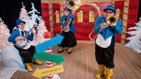 Le Grand bal de Noël © Antoine Saito