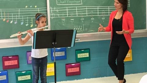 Professional Development Workshops in Music for Teachers