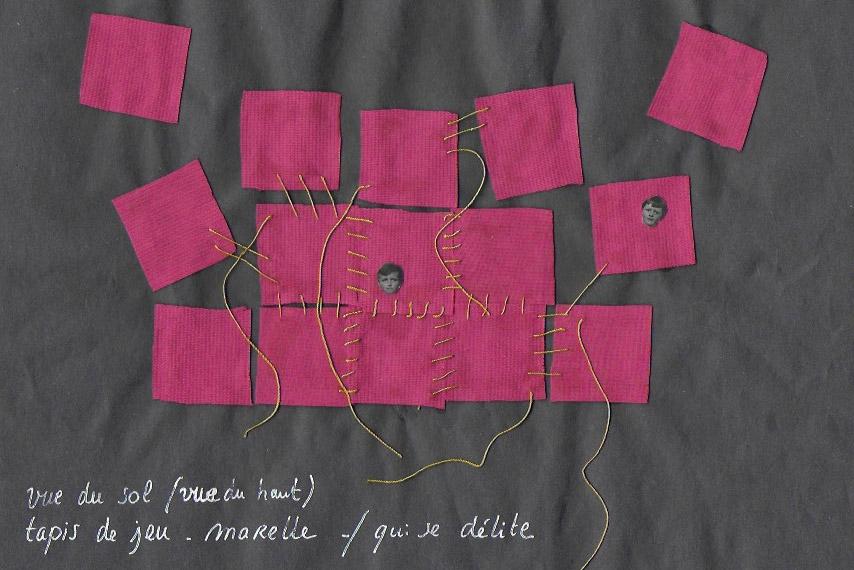 3 - Le problème avec le rose © Julia Morlot